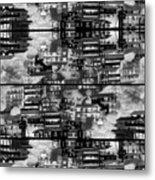 The Dwellings Metal Print