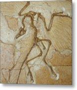 The Earliest Bird, Archaeopteryx Metal Print