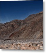 The Edge Of Death Valley Metal Print