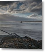 The Edge - Of The World - Tasmania Metal Print