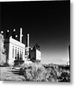 The Electric Company Metal Print