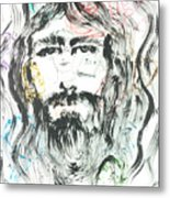 The Emotions Of Jesus Metal Print