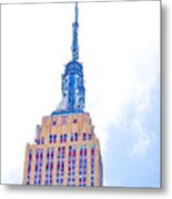 The Empire State Building 1 Metal Print