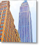 The Empire State Building 4 Metal Print