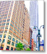 The Empire State Building 6 Metal Print