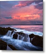 The End Metal Print by Benjamin Williamson