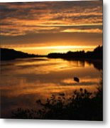 The End Of A Perfect Day Metal Print