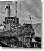 The End Of A Working Life? Metal Print