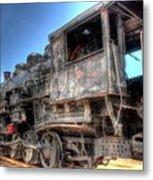 The Engine #3 Metal Print