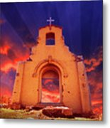 The Event Metal Print