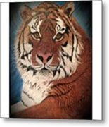 Boldness Unchained Metal Print