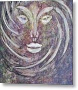 The Eyes Of The World Metal Print