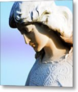 The Face Of An Angel Metal Print