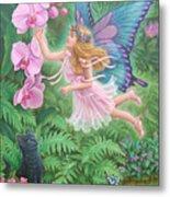 The Fairy Princess Jasmine  Metal Print