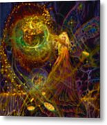 The Fairy Treasure Metal Print by Steve Roberts