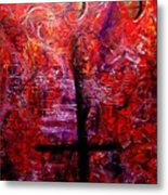 The Fallen Christian Metal Print