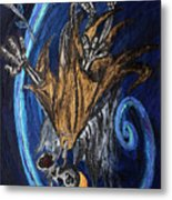 The Fffallen Angel Metal Print