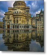 The First Church Of Christ Scientist Metal Print