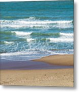 The Fishing Pole Metal Print