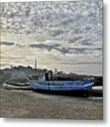 The Fixer-upper, Brancaster Staithe Metal Print