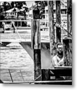 The Fleet  Metal Print