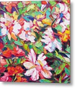 The Flowers Bloom Metal Print