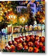 The Flowers Of Luxembourg Metal Print
