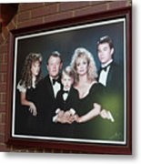 The Fontanel Mansion Farm - Former Home Of Barbara Mandrell Outside Nashville, Tennessee Metal Print