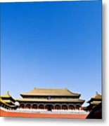 The Forbidden City Metal Print