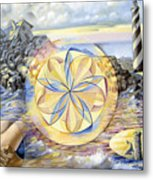 The Forces Of Thought Metal Print