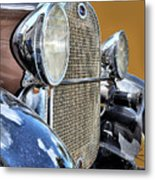 The Ford Metal Print by William Jones