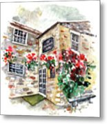 The Forresters Arms In Kilburn Metal Print
