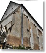 The Fortress Church 3 Metal Print