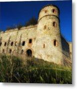The Fortress - La Fortezza Metal Print