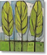 the Four Seasons - spring Metal Print