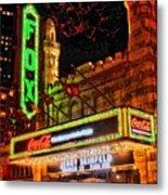 The Fox Theater Atlanta Ga. Metal Print