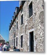 The French Castle 6664 Metal Print