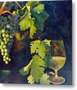 The Fruit Of The Vine Metal Print