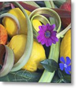 The Fruits Of Summer Metal Print