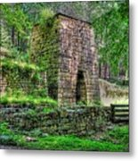 The Furnace Metal Print