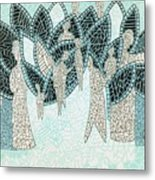 The Garden Of Eden Metal Print