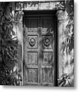 The Garden Tomb Metal Print