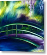 The Gardens of Givernia Metal Print