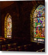 The Garrett Windows Metal Print