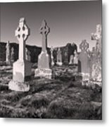 The Ghosts Of Ireland Metal Print