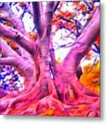 The Giving Tree 3 Metal Print