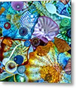 The Glass Ceiling Metal Print