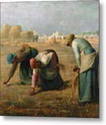 The Gleaners Metal Print
