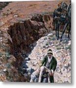 The Good Samaritan Metal Print by Tissot
