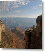 The Grand Canyon 01 Metal Print